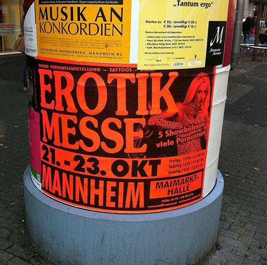3 - Erotik messe mannheim
