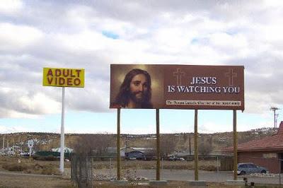 christian billboard two