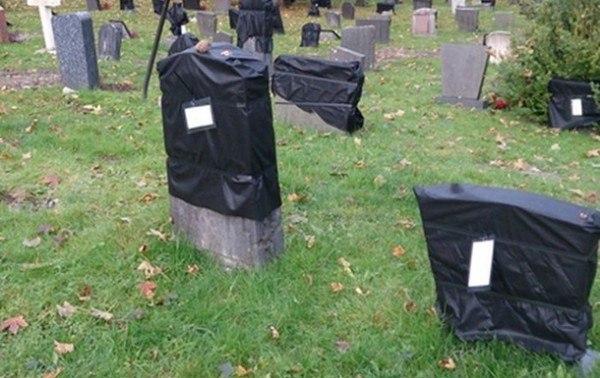 Просроченные могилы
