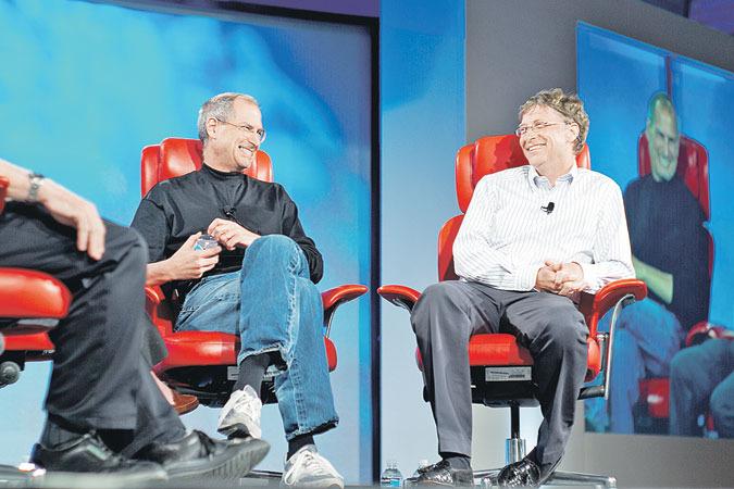 Кто стоял за Гейтсом, Джобсом и Цукербергом